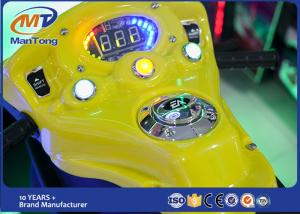 China FF Fire Moto Fast Speed Motorcycle Arcade Game Machine 350Kg 600W 2 Players on sale