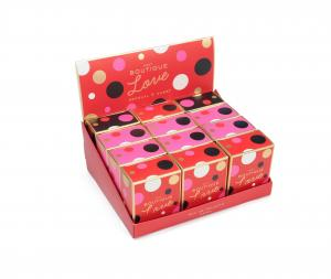 China Pink Personalized Card Box on sale