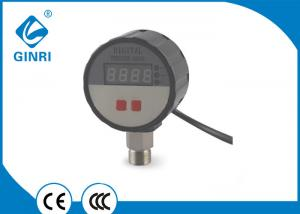 China Digital Water Pressure Gauge  , Gas Pressure Gauge Radial Direction DPR-B80 on sale
