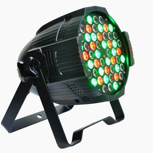 China Wholesale strobe flash 54*3w rgb led par can stage light 3in 1 waterproof ip65 concert lighting on sale