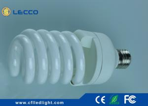 China High Power Compact Fluorescent Lamps , 40W Full Spiral Energy Saving Lamp on sale
