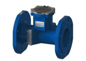 China GPRS LCD Display Ultrasonic Water Meter Flow And Heat Measurement Double Beam on sale