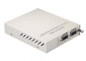 China Optical Fiber Converter Repeater 10G XFP to XFP Management CWDM DWDM Wavelength on sale