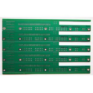 China PTH FR4 Double Sided Printed Circuit Boards , Pb Free HASL Blank Circuit Board on sale