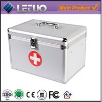 aluminium tool case with drawers portable aluminum tool box medicine carry case