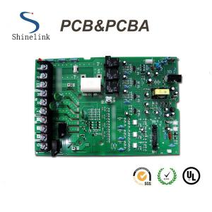 China 6 layers pcba board SMT FR4 printed circuit board assembly service on sale