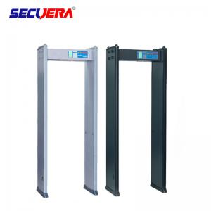 China Water Proof IP 65 security Walk archway Through metal detector gate on sale