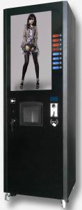 "China New Arrival 24"" LED Display Advertising Coffee Vending Machine on sale"