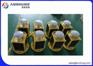 China Ultra High Intensity LED Marine Lantern With GSM Monitoring Solar Charging on sale