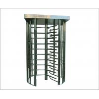 China Mechanical Safty Double Full Height rotate turnstile, electric barrier gate turnstyle door on sale