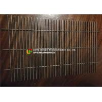 Runway Enclosures Metal Wire Mesh , Strong Wire Mesh Oxidation Resistance