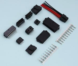 China custom wire harness,assembly 43025-0400 wire harness kit 43045-0411 smt header on sale