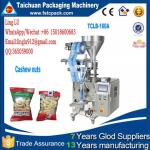 Fully automatic white pellet sugar bag packing machine,3 sides sealing bag Fully automatic white pell