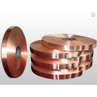 High - Precision Rolled Copper Foil For Electronics Shielding / Heat Radiation