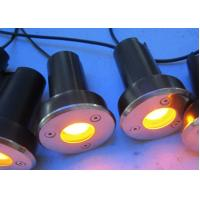 Stainless Steel IP67 Waterproof Outdoor High Brightness LED Underground Light With CE ROHS
