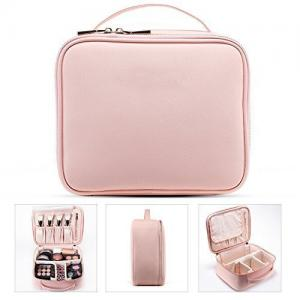 China Professional Small Makeup Vanity Bag , Portable Cosmetic Organizer Case on sale