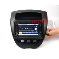 Car Stereo for Citroen C1 Toyota Aygo Peugeot 107 Satnav Headunit DVD Autoradio,dvd player