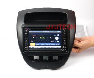 China Car Stereo for Citroen C1 Toyota Aygo Peugeot 107 Satnav Headunit DVD Autoradio,dvd player on sale