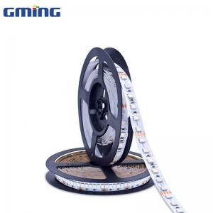 China Aluminum Flexible RGB Warm White SMD 5050 LED Strip Light 24VDC on sale