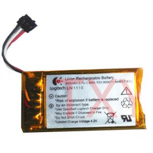 Quality Logitech H600 Headset Battery AHB521630 CP-H600 for sale