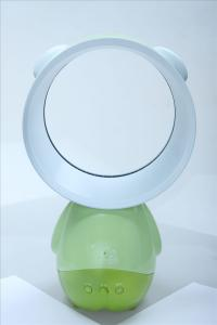 China Green Color Electric 10 Inch Bladeless Fan With Little Noise on sale