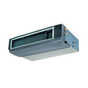 China Horizontal Concealed Chilled Water Fan Coil Unit With Air Return Box on sale