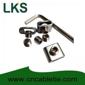 China Stainless Steel Screw Buckle LKS-S14,LKS-S38,LKS-S12,LKS-S58,LKS-S34 on sale