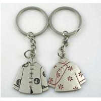 metal  lovers clothes key chain