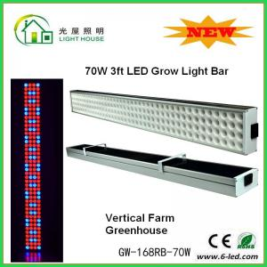 China Hydroponic Led Plant Grow Lights 900mm Waterproof For Greenhouse on sale