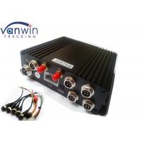 SD Card MDVR with wifi 3G 4G GPS Support 4CH Playback Mobile DVR