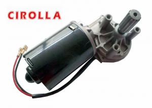 China 12 volt Gear Reduction Motor PMDC for Auto Garage Door Openers on sale