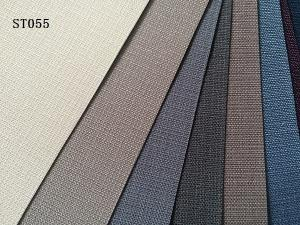 China Blackout roller blind fabric ST055 on sale