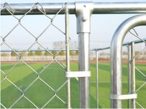 China 3x3x1.82M Thick Hot Galvanized Fence Big Dog Kennel/Metal Run/Pet house/Outdoor Exercise Cage wholesale