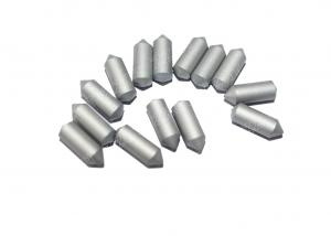 China YG11C Sharped Tungsten Carbide Tips For Bush Hammer With Good Wear Resistance on sale