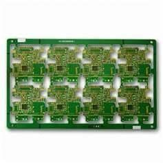 China 2.0m Immersion Tin FR4 Rigid Printed Circuit 10 Layer PCB For Game Machine, Automobile on sale