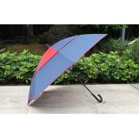 China Manual Open Custom Golf Umbrellas With 8k Metal Frame / Wedding Party Umbrellas on sale