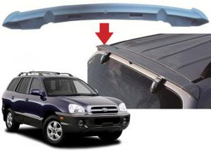 China Vehicle Spare Parts Car Roof Spoiler For Hyundai SantaFe 2003 2006 on sale
