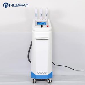 China WOW!!! 3 handles professional himalaya ipl hair removal laser/ maquina ipl depilacion laser on sale