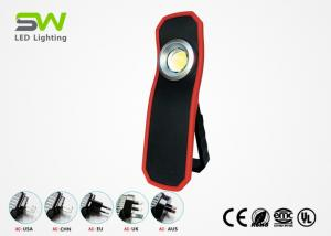 China Handheld Led Inspection Lamp Rechargeable With Adjustable Magnet Stand And Hook on sale