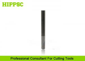 China Fully Cemented tungsten carbide tools Shrinking Fit With Step Shank , High Regidity on sale