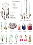 Dreamcatcher Gift checking Dream Catcher Net With natural stones Feathers Wall Hanging Decoration Ornament