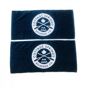 China cheap hand towel cotton velour printing design face towel custom logo on sale