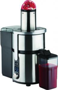 1000W Stainless Steel Luxury Juice Extractor with LCD for