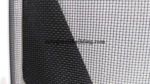 China Long Life Corrosion Resistance Fiberglass Screen Mesh French Door on sale