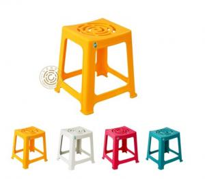 China plastic step stool on sale