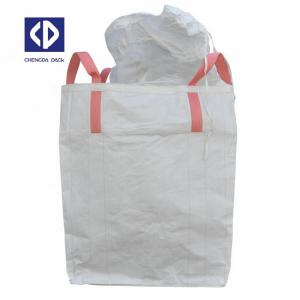 China Full Open Large Woven Polypropylene Bags / Recycled Jumbo Bag Anti Static wholesale