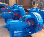BETTER 6x5x14 Centrifugal Pump Casing Assy w/Nut, Bolt, Gasket hard iron ductile iron cast iron blue painting