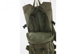 China Outdoor Hiking Military Hydration Backpack High Performance 600D Polyester on sale