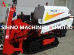 Factory Price of Half Feeding Rice Combine Harvester