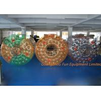 China High Quality Inflatbale Water Roller Ball, Rolling Ball On Water on sale